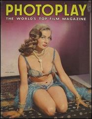 Anita Ekberg #133 - Mag. Cover