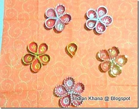 Homemade Designer Diwali Diyas