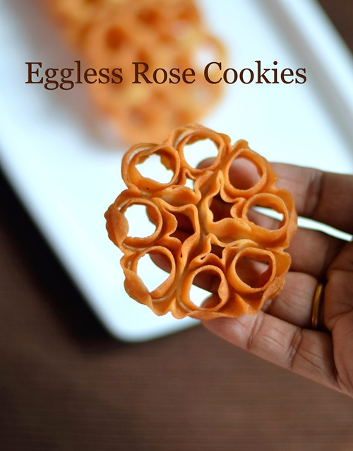 Eggless achu murukku recipe