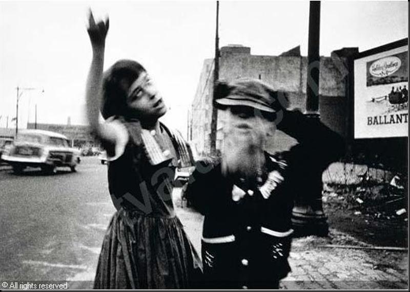 DANCE IN BROOKLYN, NEW YORK 1955
