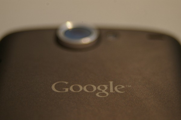 "Nexus Devices, say ""Google"", others say ""With Google""."