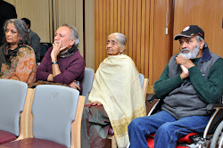 Nitya Ramakrishan, Aunty and Niranjan