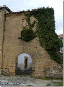 Fachade de palacio  - Irujo