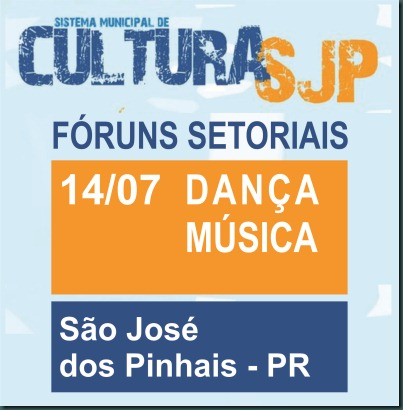 Forum setorial São José dos Pinhais -1