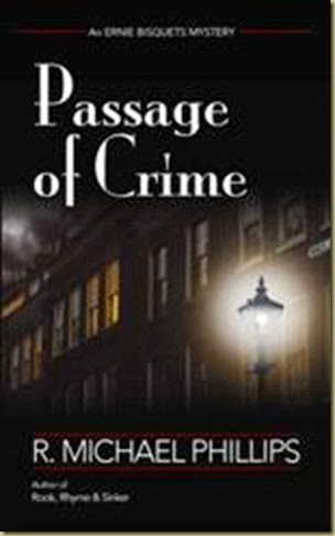Passage of Crime cover
