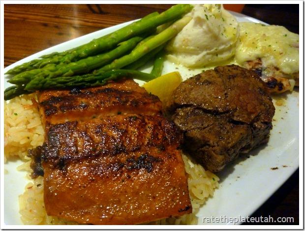 LongHorn Steakhouse Dinner