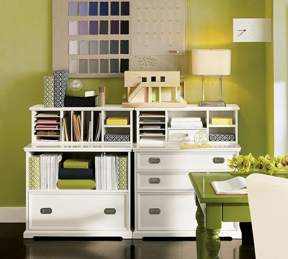 Sistema de almacenamiento en el hogar
