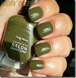 Sally Hansen Designer Collection Coture Loden Green (6)-