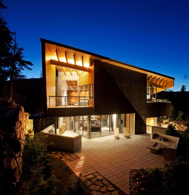 whistler residence by battersbyhowat architects 3