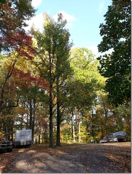 two campsites