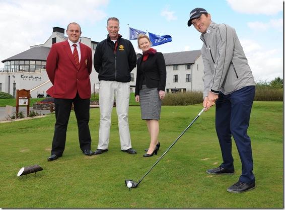 NO FEE<br />Hilton Templepatrick hosts Ulster PGA Golf Championship<br />12th &ndash; 14th Sept<br /> <br /> <br />The Ulster PGA Championship will be back at Hilton Templepatrick Hotel &amp; Country Club for the 3rd time between Monday 12th and Wednesday 14th September. On Monday 12th there will be a Pro-Am event followed by the 36 hole Professional tournament on Tuesday &amp; Wednesday<br /> <br />Michael Hoey, Simon Thornton Phillip Walton, David Higgins and 2010 winner Barrie Trainor will compete along with 135 top Irish Professional golfers for one of Europe&rsquo;s oldest trophies.<br /> <br />The Irish Region Secretary Michael McCumiskey said &lsquo;We have had two really fantastic events at Templepatrick back in 2001/2002 and we are again looking to repeat the past success in 2011. The event depends on the support from members and local club golfers and the course is in pristine condition &ldquo;.<br /> <br />Two-time European Tour Winner Michael Hoey said &ldquo;This is a great course and venue for such an event on the PGA calendar and, it will provide a top class test for all the competitors&rdquo;.  <br /> <br />Paula Collins, Hotel Manager, also stated that she was delighted to welcome back the PGA Professionals to Templepatrick after a nine year absence. She commented;<br /> <br />&ldquo;The golf course has matured tremendously since we last hosted the event back in 2002 and I&rsquo;m sure that all the Professionals and amateur competitors in the Pro-Am preceding the event, will be pleasantly surprised as to how the course developed. Michael Loughran and his greenkeeping staff have worked tirelessly to prepare for this and all other events during the season&rdquo;.<br /> <br />2011 Club Captain Peter Wadsworth is also delighted to offer a warm welcome to all the amateurs and Professionals taking part in the event. &ldquo;The members were all very excited when the news was confirmed about the staging of the PGA Championship and we will be interested to see how the Professionals perform on our course&rdquo;.<br /> <br />If you are interested in playing alongside one of Ireland&rsquo;s leading Professionals in the Pro-Am, team entry forms are available in the Pro shop or by contacting Eamonn Logue on 02894 435542 or by e-mail Eamonn.logue@hilton.com<br /><br /><br />Photograph: Stephen Hamilton<br />