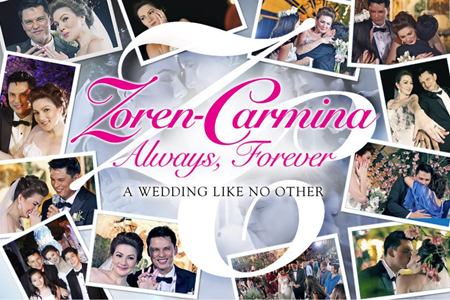 Zoren-Carmina wedding special