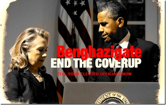 End Benghazigate Cover-up
