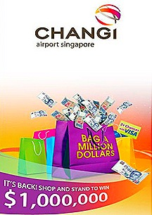 Changi Airport Win S$1 Million