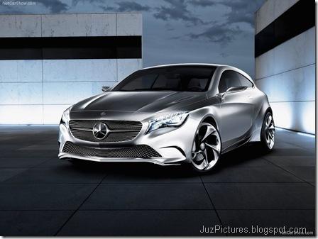 Mercedes-Benz A-Class Concept1