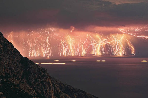 Eternal Lightning Fields