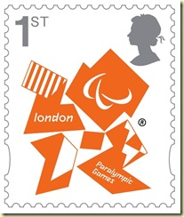 Olympic Definitives 1st class paralympic-765435