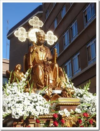 Jesus Cristo Rey [Felix Granda] Santuario de la Gran Promesa Valladolid