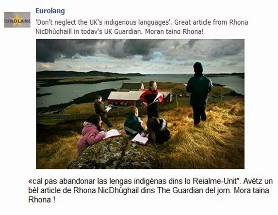 lengas indigènas The Guardian