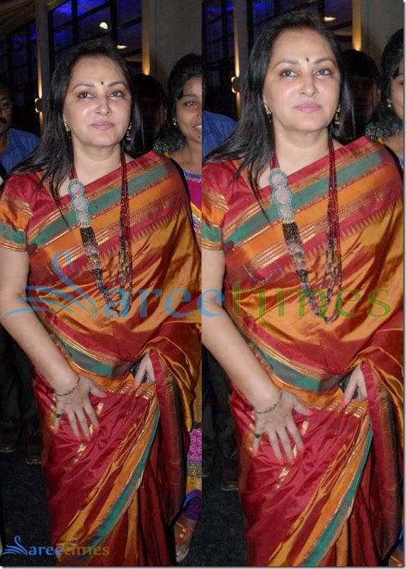 Jayapradha_Traditional_Saree