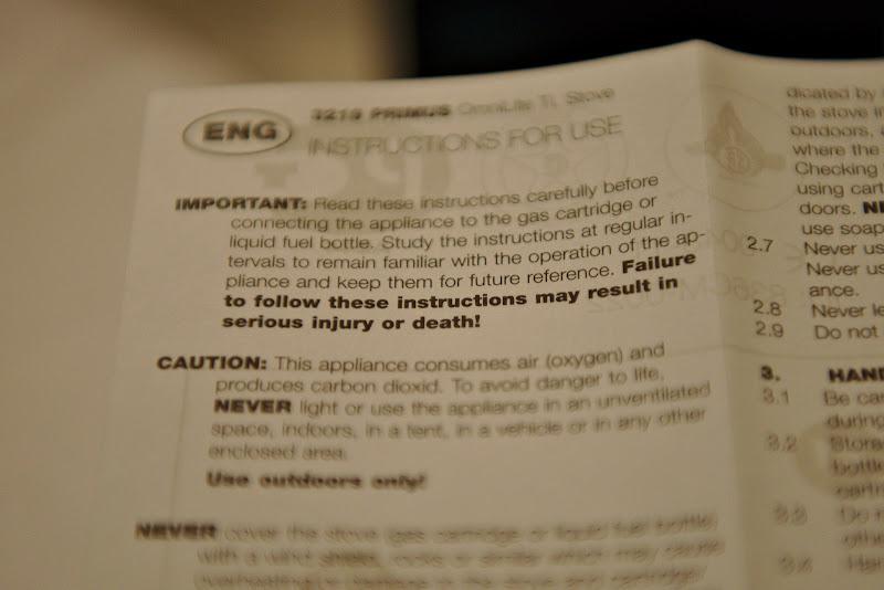 De obicei ca orice inginer nu citesc instructiunile de utilizare. Dar cand incep cu asa ceva....