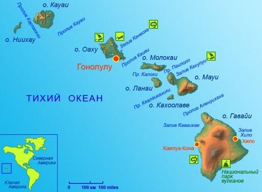 gavajskie-ostrova-karta