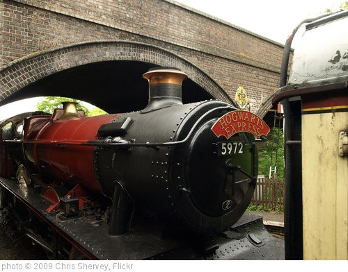 'Hogwarts Express' photo (c) 2009, Chris Shervey - license: http://creativecommons.org/licenses/by/2.0/