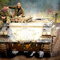Tank Driving New Recruit Experience Near Dundee