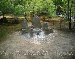 Glória Ishizaka - Templo Kinkakuji - Kyoto