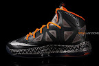 nike lebron 10 gs black history month 1 04 Release Reminder: Nike LeBron X Black History Month