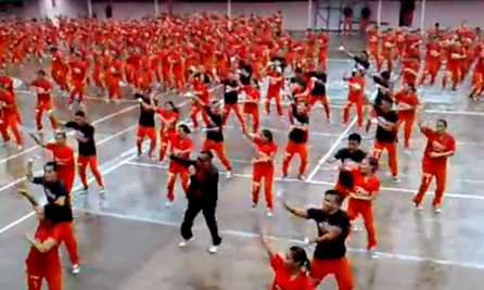 CPDRC inmates do the Gangnam Style