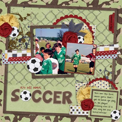 Leaving a Legacy Designs - Snips and Snails - Its all about Soccer