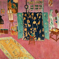 12.- Matisse. El gran estudio