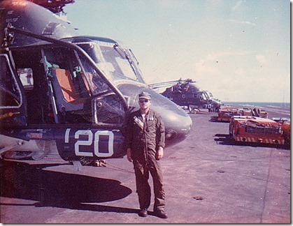 Sam USS IndependenceCVA921965b