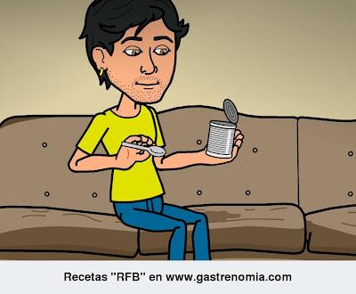 """Recetas """"RFB"""" Ricas, faciles y baratas"""