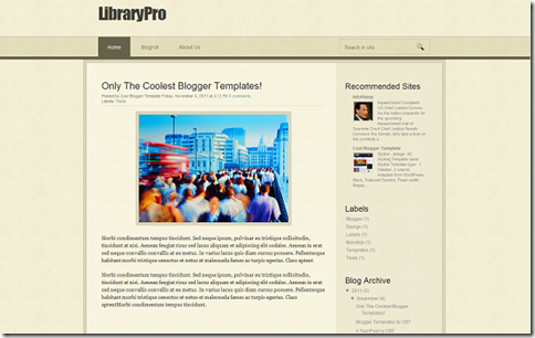 LibraryPro