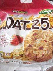 julie's oat 25, 240baon