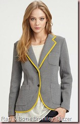 Rag &amp; Bone Bromley Blazer