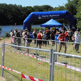 DM Sprint Triathlon 2011 Bastrup Sø
