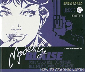 P00010 - Modesty Blaise #10