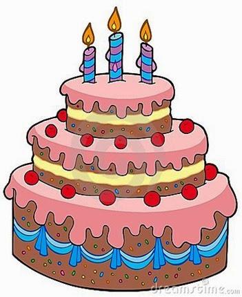 bolo-de-aniversário-grande-dos-desenhos-animados-15734945