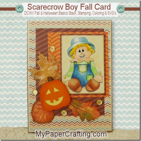 scarecrow boy dcwv-490f