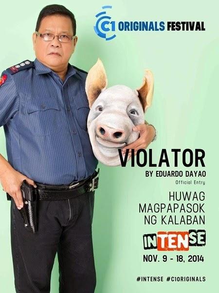 Violator - Movie Poster