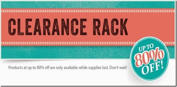 clearance rack 80%