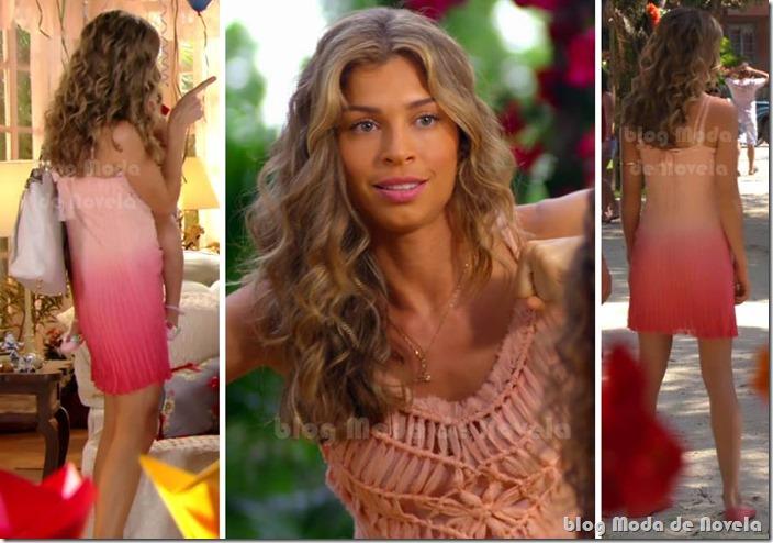 moda da novela flor do caribe - ester capítulo 11 de maio de 2013