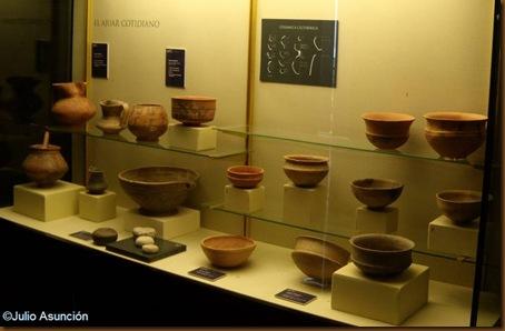 Vajilla celtibérica - museo de la romanización - Calahorra