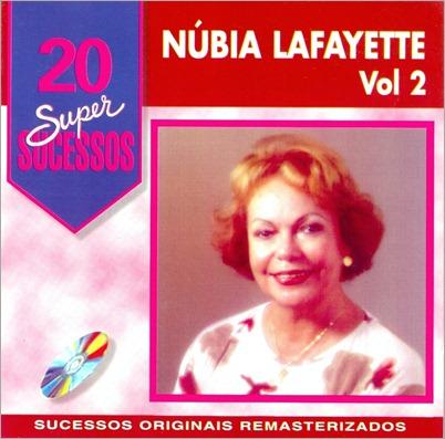 Núbia Lafayette - 20 Super Sucessos - Vol. 2 (a)