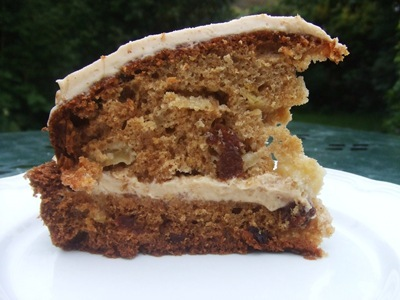 apple cake