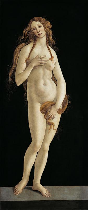 Venus, de Sandro Botticelli. Berlin, Staatliche Museen, Gemäldegalerie.jpg