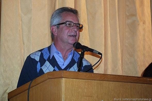 Νίκος Φραντζής: «Οπισθοδρόμηση ο διαχωρισμός της Κεφαλονιάς σε περισσότερους δήμους»